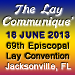Click to view this issue of The Lay Communique'