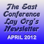 Click to view the East Conference's Newsletter